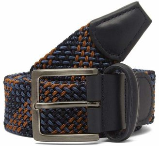 Andersons Anderson's Tartan Elasticated Woven Belt