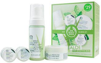 The Body Shop Aloe Calming Kit ($46 Value!) 1 ea