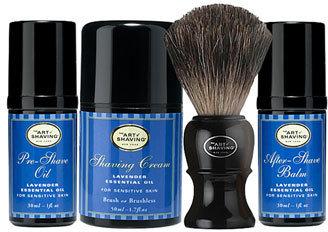 The Art of Shaving 'Lavender' Initiation Kit ($81 Value)