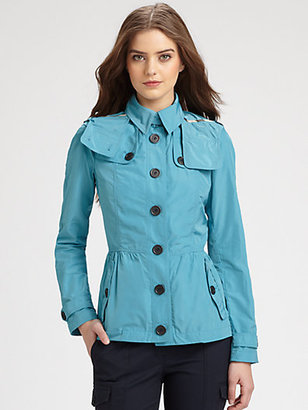 Burberry Fordleigh Hooded Jacket