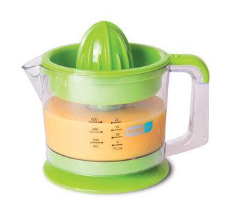 Dash Go Citrus Juicer Green