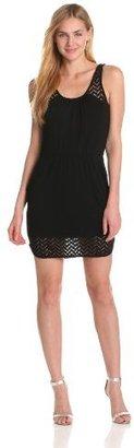 Weston Wear Women's Gillian Lace-Jersey Dress