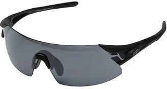 Tifosi Optics Podiumtm XC Interchangeable (Matte Black) Athletic Performance Sport Sunglasses