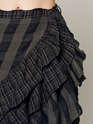 Nicholas K Enya Plaid Skirt