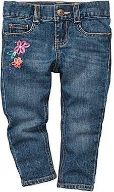 Osh Kosh Embellished Skinny Jeans - Girls 4-6x