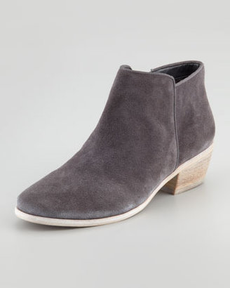 Sam Edelman Petty Suede Ankle Boot, Navy