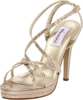 Dyeables Women's Bryce Platform Sandal