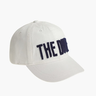 J.Crew Kids' The Dude baseball cap