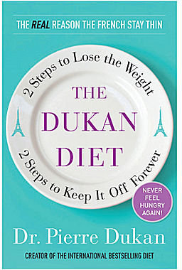 JCPenney The Dukan Diet: 2 Steps to Lose the Weight, 2 Steps to Keep It Off Forever