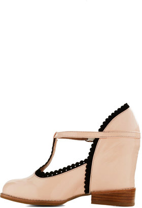Jeffrey Campbell Life of the Party Planner Wedge