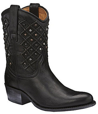 Frye Deborah Pin Tuck Boots