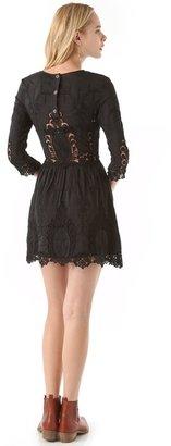 Dolce Vita Valentina Dress with Lace