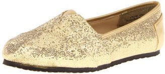 Annie Shoes Women's Glitter Flat