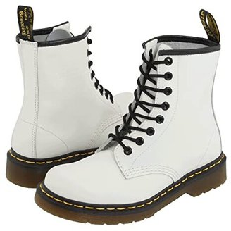 Dr. Martens 1460 (Peppermint Green Smooth) Lace-up Boots