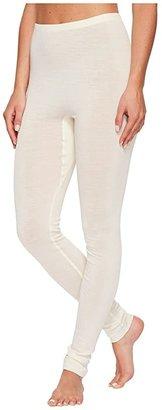 Hanro Woolen Silk Pant 1422 (Cygne) Women's Underwear