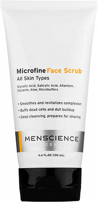 Menscience Men's Microfine Face Scrub