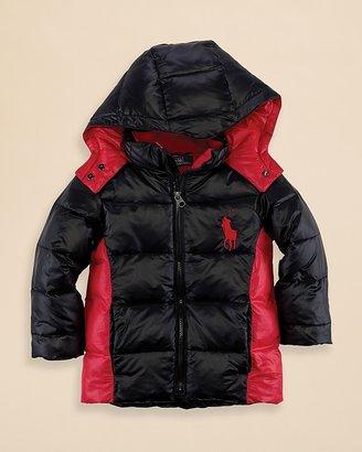 Ralph Lauren Boys' Tryol Down Jacket - Sizes 2-7