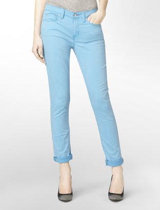 Calvin Klein Jeans Light Blue Colored Skinny