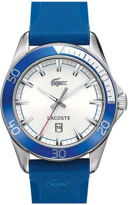 Lacoste 'Sport Navigator' Aluminum Watch