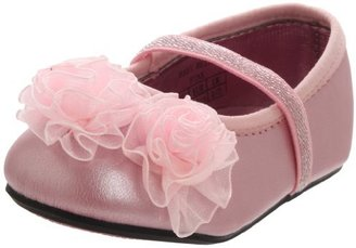 Stuart Weitzman Layette Bella Ballet Flat (Infant/Toddler)