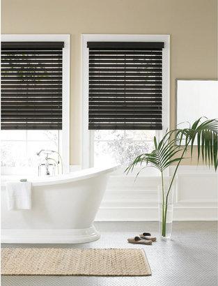 Real Simple® Faux Wood Window Blind