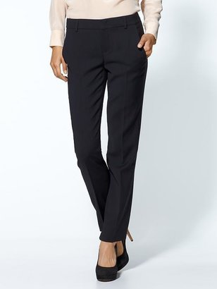 Vince Slim Trouser Wool Pant