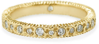 Elizabeth Buenaventura - Hammered Harmony Ring 4449618438
