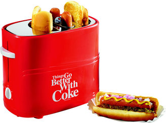 Nostalgia Electrics Nostalgia HDT600COKE Coca-Cola Pop-Up Hot Dog Toaster