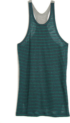 Alexander Wang Stripe Knit-back Tank
