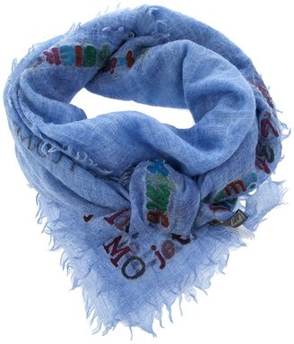 Faliero Sarti love scarf