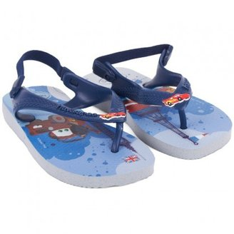 Havaianas Babies Blue Disney 'Cars' Sandals