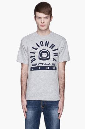 Billionaire Boys Club Heather grey Space Cadet varisty t-shirt