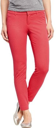 Old Navy Women's The Diva Skinny Ankle Pants