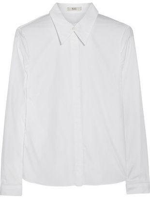 Erdem Senny cotton shirt