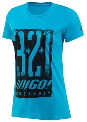 Reebok CrossFit Three Two One Go Tee