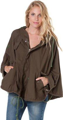 Nixon Kate Poncho Jacket
