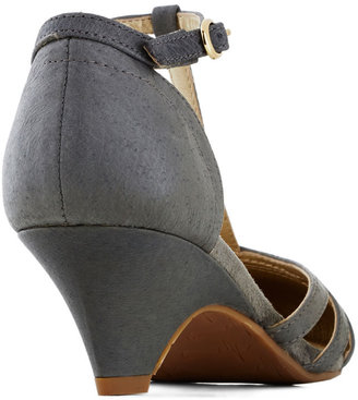 Just Prance Heel in Grey