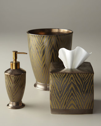 """Horchow Pacific Coast Home Furnishings """"Glam"""" Vanity Accessories"""