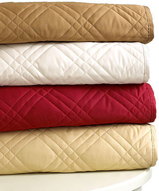 Lauren Ralph Lauren Lauren Ralph Lauren, Regent Sateen Quilt Collection