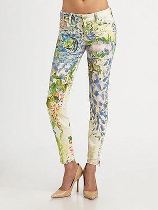 Genetic Denim The James Floral Skinny Jeans