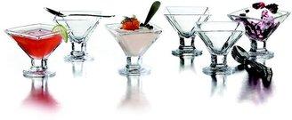 Tini Crystal clear lugano 17-pc. taster set