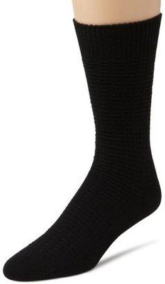 Ecco Men's 3-Pack Solid Woven Sock