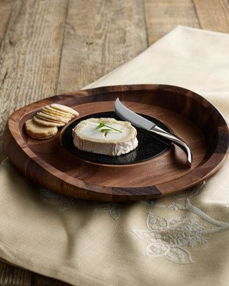 Nambe Butterfly Cheese Tray
