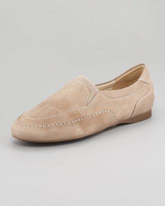 Sesto Meucci Gored Loafer Ballerina