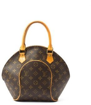 Louis Vuitton Pre-owned: brown monogram canvas 'Ellipse PM' bag