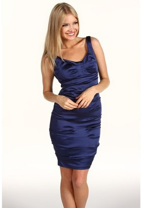 Jax Gathered Satin Dre Women' Dre