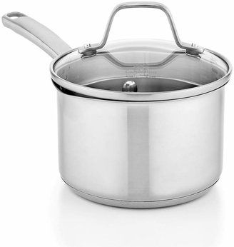 Calphalon Classic Stainless Steel 1.5 Qt. Covered Saucepan