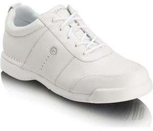 Rockport Women's Marta Lace-Up Fashion Sneaker,White,6.5 M US