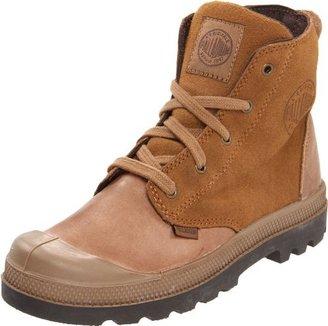 Palladium Pampa HI Leather 1 Boot (Toddler/Little Kid/Big Kid)