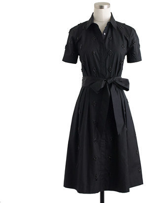 Thomas Mason Collection for J.Crew shirtdress